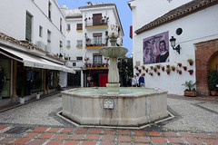 spain  DSC03502 (Rolf Kamras) Tags: fountain spain oldtown marbella historicalcity historcalcity