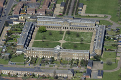 Old Naval Hospital - Great Yarmouth Aerial Images (John D F) Tags: norfolk aerial fromabove greatyarmouth eastanglia aerialimage britainfromabove aerialnorfolk aerialimagesuk