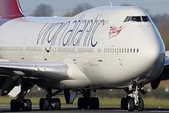 G-VAST VIRGIN ATLANTIC AIRWAYS BOEING 747-41R (Roger Lockwood) Tags: man manchesterairport egcc virginatlanticairways gvast