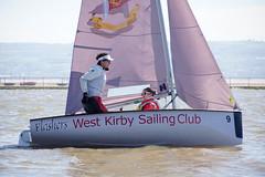 DSC07753-e.jpg (Mac'sPlace) Tags: west club kirby sailing racing firefly dinghy westkirby 2016 wilsontrophy wksc
