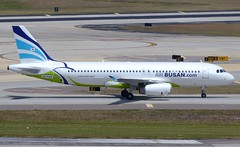 Air Busan - A320-232 (Charlie Carroll) Tags: tampa florida tampainternationalairport ktpa n676aw