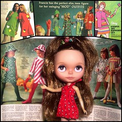 "Blythe-a-Day May#10: From Me to You: ""Kids Are Mod, Too!"""