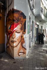 Bowie (Iban Lopez (pepito.grillo)) Tags: streetart bowie salamanca arteurbano ibanlopez oneplus2 galeriaurbanasalamanca