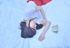 (yukakophoto) Tags: portrait japan nikon   d90  oldlens