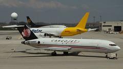 Boeing 727-225 at Hamilton Airport (J.Com) Tags: ontario canada airport aircraft aviation hamilton boeing 225 727 cgcjq