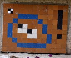RV_2011 (Ausmoz) Tags: street urban streetart paris art wall mosaic copycat space tiles installation invader decal walls rv rue mur decals mosaique murs installations urbain 75005 2011 mosaiques rv2011