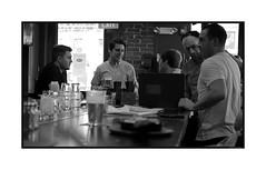 Bar Stories (Geoff Reno) Tags: street city people urban blackandwhite bw usa boston ma fuji x100t