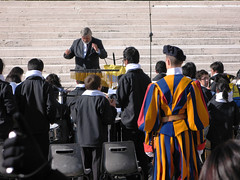 IMG_0714_D (from_the_sky) Tags: pope papst audienz