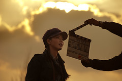 Action (Jonathan Kos-Read) Tags: china sunset film girl clouds asian delete5 delete2 asia action candid chinese save3 delete3 save7 save8 delete delete4 save save2 save9 save4 actress save5 save10 save6 movieset behindthescenes filmset bts clapper femaleportrait chinesecinema chinesegirl asiancinema chinesefilm asianfilm asianactress asianeyes chinesetv chineseportrait hotasiangirl beautifulchinesegirl hotchinesegirl asiantv chineseactress asianface chineseeyes beautifulasiangirl asianportrait nikond700 chineseface asianshowbusiness chineseshowbusiness