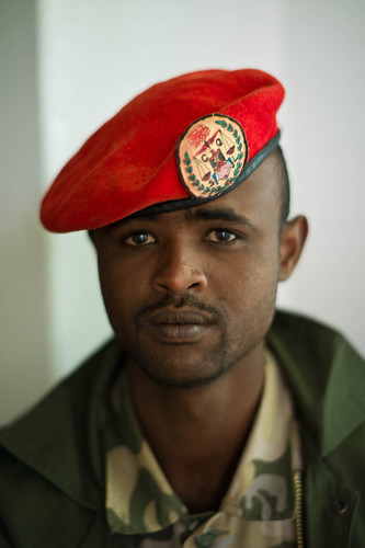 Guard of the Vice President of Somaliland, Hargeisa