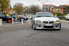 BMW Z4 - Telethon Dax - (Nicolas Serre) Tags: 3 club automobile bmw z4 dax dcembre samedi telethon 2011 daquitaine sportives