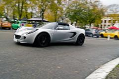 Lotus Elise - Telethon Dax 2011 - (Nicolas Serre) Tags: 3 club automobile lotus elise dax décembre samedi telethon 2011 daquitaine sportives