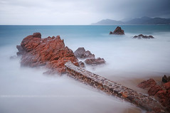 [Explore] The Diagonal Rocks ~ Cannes, Alpes-Maritimes - France ~ (Yannick Lefevre) Tags: longexposure seascape storm france photoshop landscape pier nikon rocks raw nef cannes tripod wideangle ps paca filter provence gettyimages manfrotto d300 alpesmaritimes nd400 sigma1020 poselongue nikoncapturenx ndx400 capturenx2 yllogo yannicklefevre||photography filtrendhoya