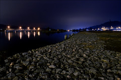 Gta lv (johanbe) Tags: longexposure night river nikon long exposure ale lv natt gtalv d90 bohus gta nikond90