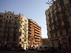 Βαρκελώνη - Χαρακτηριστικά κτίρια