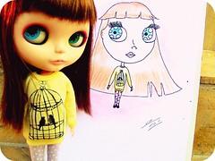 ~Bruna's illustration~