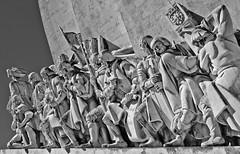 LISBOA #1: Esperanza (stendol [L.B.W.L.]) Tags: portugal blackwhite pentax monumento lisboa lisbon belem k5 lisbonne lisbona portogallo belm descobrimentos scoperte ilustrarportugal srieouro agcgsweepwinner