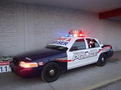 2010 Ford Interceptor (Emergency Vehicle Photography) Tags: ontario canada ford police waterloo regional 2010 interceptor