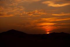 Desert Sunset (TARIQ-M) Tags: sunset sky cloud texture landscape sand waves desert dunes riyadh saudiarabia    canoneos5d        canonef70200mmf4lusm       canoneos5dmarkii        canoneos5dmarkiifullfram