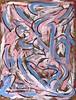pink shower (divedintopaint) Tags: ferrara astratto quadri espressionismo dived informale neoprimitivismo