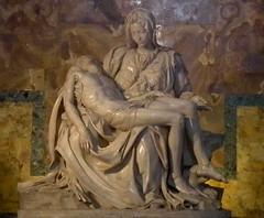 Michelangelo's Piet (gregorio8055) Tags: vatican michelangelo michelangelospiet
