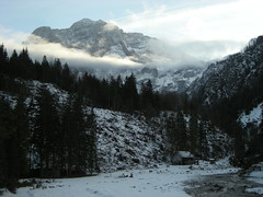 Schermberg (2.396 m) (simo2582) Tags: park trip travel schnee winter wild panorama mountain lake snow alps travelling ice nature beauty reflections walking landscape lago austria mirror see frozen reflex sterreich reisen europa europe frost view im natural hiking nowhere htte eu peak berge climbing vegetation alm wilderness alpen sandberg riflessi alpi blick obersterreich luce kleiner austrian reise specchio hutte grunau spitze wels alpino alpenverein almtal grnau schermberg welser sektion dsee flickraward sterreichischer almtalerhaus av flickraward5