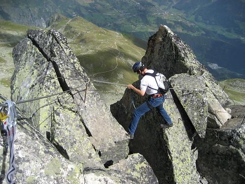 Klettersteig Wallis : Flickriver photoset zzzz klettersteig eggishorn by chrchr