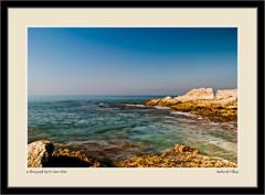 Mubarak Village-001 (OSidPhoto) Tags: sand rocks seaocean omersidatsonyalphaa100tamron18250f22beach seafrontblueskybeachfrontboatboatsgreenwatersmubarakvillagesunehriislandkarachipakistan