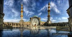 Masjid Wilayah HDR Panorama