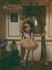 Pullip Custom #01 - Christina • I'm adopted • (Kikyô) Tags: pullip doll poupée vendu christina ooak custom fullcusto fullcustom rust rousse freacles taches de rousseurs lolita victorian decor setting cello flowers windows kikyo kdollcustom france cute divers art