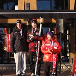 Morgan Pridy 3rd overall at Miele Cup GS, Panorama PHOTO CREDIT: Brandon Dyksterhouse