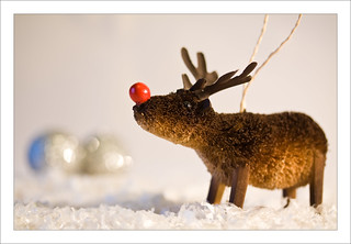 Rudolph-the red nose reindeer