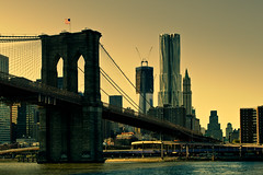 NYC, New York by Frank Gehry