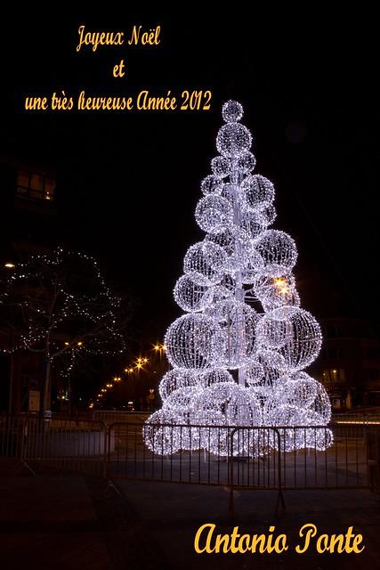 Belgique - Bruxelles - Woluwe-St-Lambert - Noël 2011