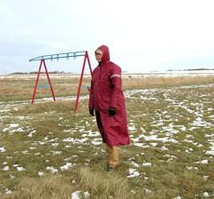 Regenmantel Agu (Nordsee2011) Tags: coat raincoat rainwear gummistiefel mantel rainboots regenmantel rainclothes regenkleidung regenbekleidung ridingcoat reitermantel