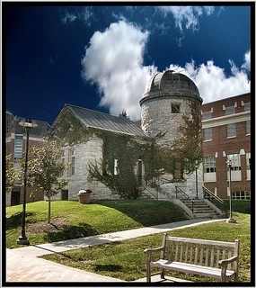 Holden Observatory - Syracuse University ~ 1866