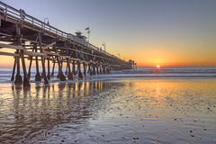SC-12-28-11-16 (rod1691) Tags: ca sunset pier san hdr clemente panoramafotogrfico