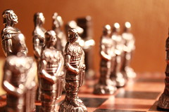 Next Move? (chawkfan91) Tags: king pieces board chess games queen knight rook bishop pawns