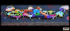 happy New Year 2012 () Tags: terrain france colors graffiti flickr ines tag colores graff couleur 2012 cck efee jivaro regionparisienne ironlak beltonmolotow seoh yoasphotographe blackmontana