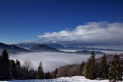 foggy valley Predeal Romania (mel hagai photography {been away}) Tags: outstandingforeignphotographersvisitingromania