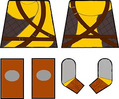 Skyrim Whiterun Guard armor (~MuzziBoi~) Tags: lego guard decals skyrim whiterun