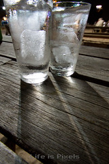 Glasses for 2 (LifeisPixels - Thanks for 4 MILLION views!) Tags: light food ice beach water night lens thailand glasses asia angle drink sony south wide east thai tamron ultra pattaya a77 uwa chonburi f3545 1024mm lifepixels lifeispixels sonyalphathailand