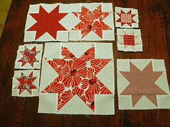 Plain sawtooth stars done (AngieSue22) Tags: stars done plain sawtooth