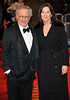Steven Spielberg, Kathleen Kennedy War Horse - UK film premiere held at the Odeon Leicester Square - Arrivals. London, England