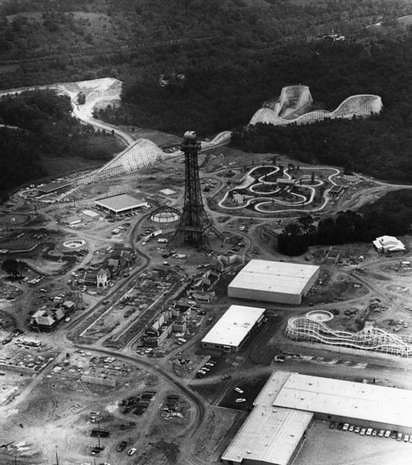 KINGS ISLAND construction