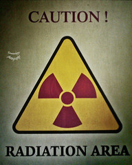 Radiation Area ! (Yaman Y) Tags: radiation caution aria