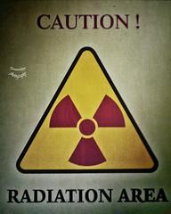 Radiation Area ! (Yaman Y) Tags: radiation caution aria تحذير أشعة منطقه منطقة