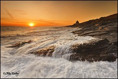 Howick bath house Raging seas (Mike Ridley.) Tags: sea seascape colour weather coast waves shoreline wave northumberland coastal northsea coastline wellies canon1740mmf4lusm seas howick bathhouse bathinghouse northeastcoast northeastengland canon5dmkll fellwalker1