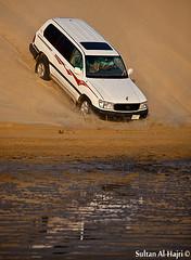 Reflection ([ Sultan Al-Hajri ]) Tags: 2 canon photography mark dunes dune ii sultan qatar sealine qtr    qatari          alhajri   qtri  rzh