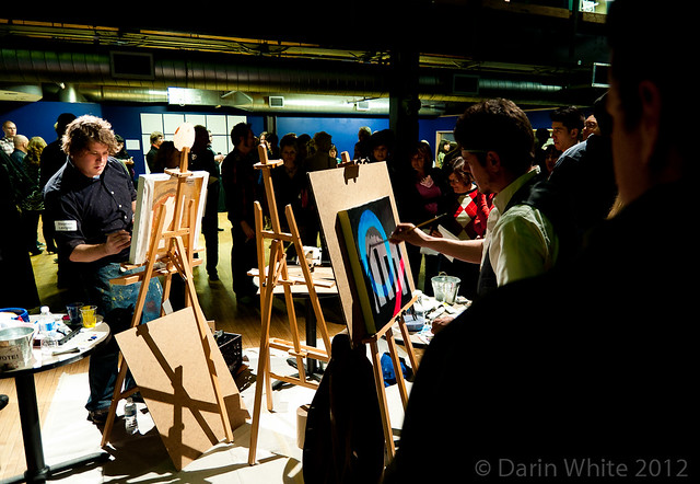 The Brush Off 2012 at THEMUSEUM 187